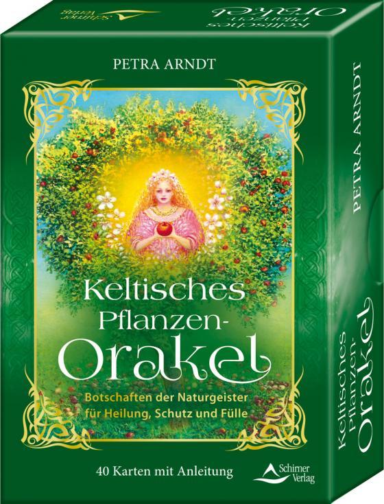 Cover-Bild Keltisches Pflanzen-Orakel - Botschaften der Pflanzengeister für Heilung, Schutz und Fülle