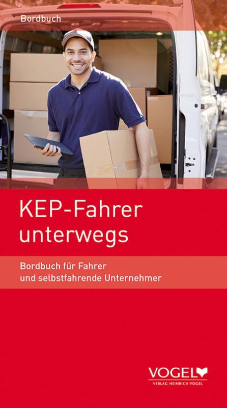 Cover-Bild KEP-Fahrer unterwegs