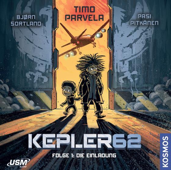 Cover-Bild Kepler62 Folge 1: Die Einladung