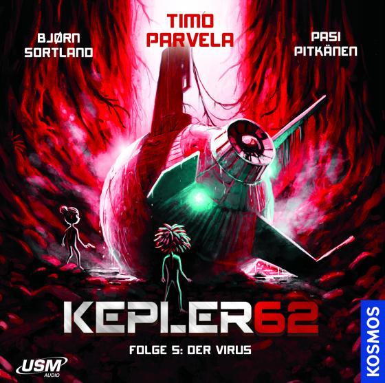 Cover-Bild Kepler62 Folge 5: Das Virus