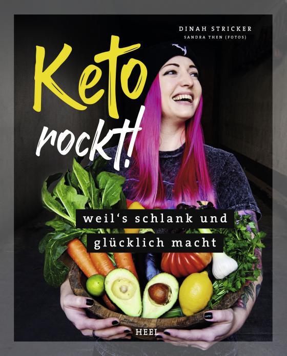 Cover-Bild Keto rockt!