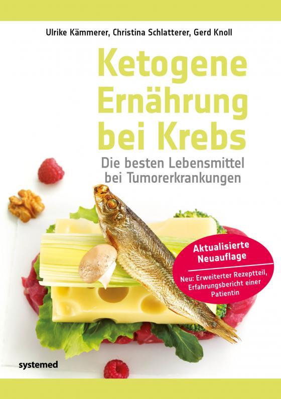 Cover-Bild Ketogene Ernährung bei Krebs