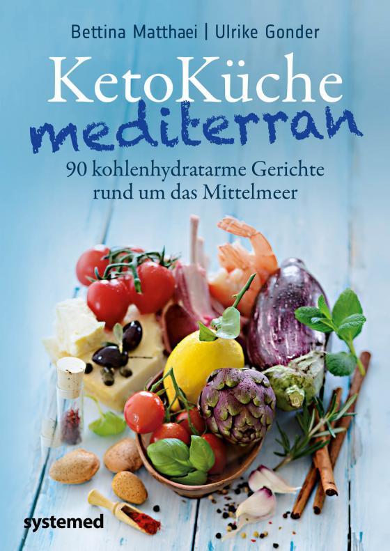 Cover-Bild KetoKüche mediterran