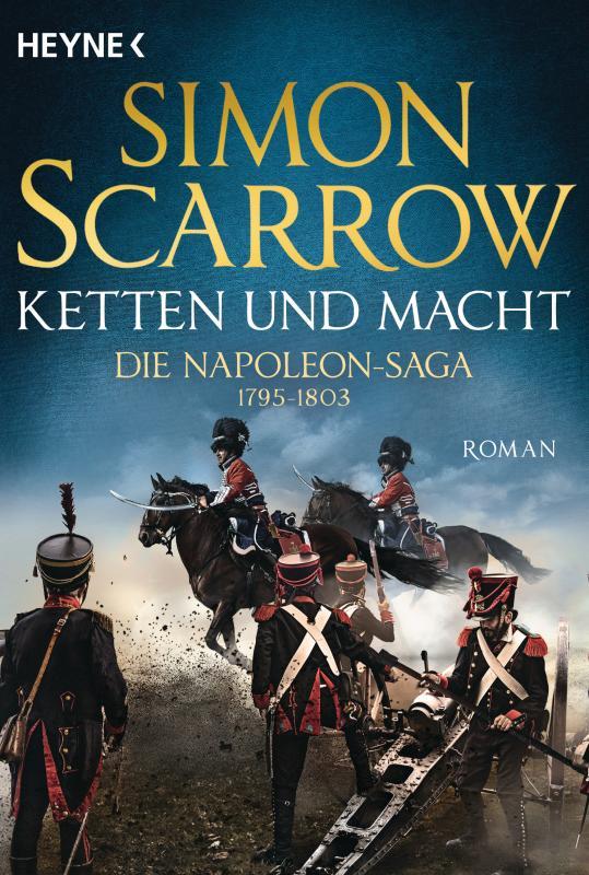 Cover-Bild Ketten und Macht - Die Napoleon-Saga 1795 - 1803