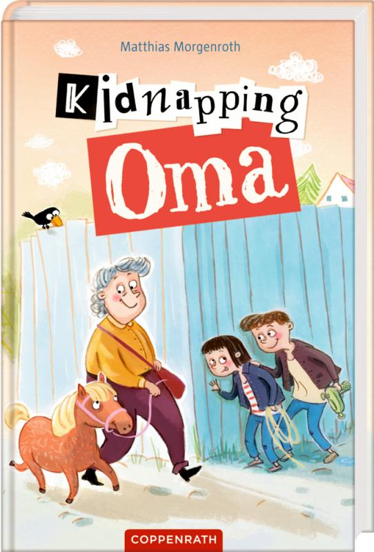 Cover-Bild Kidnapping Oma