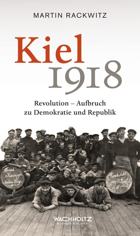 Cover-Bild Kiel 1918