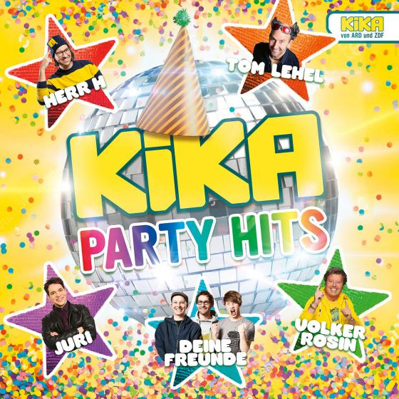 Cover-Bild KiKA Party Hits