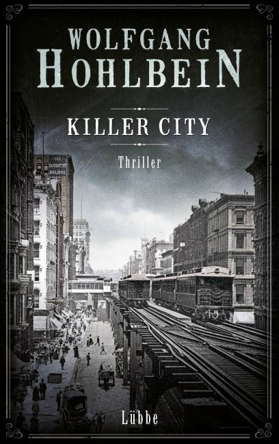 Cover-Bild Killer City