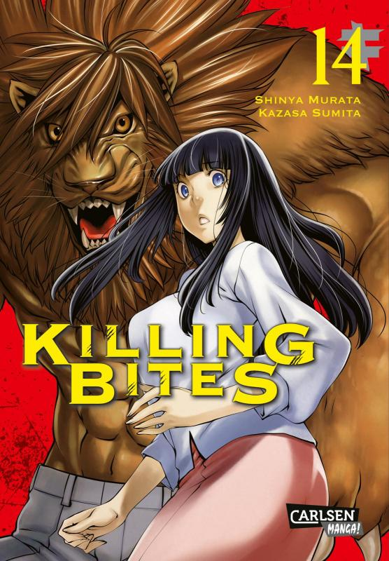 Cover-Bild Killing Bites 14