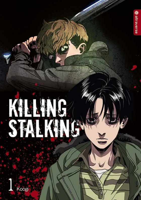 Cover-Bild Killing Stalking 01