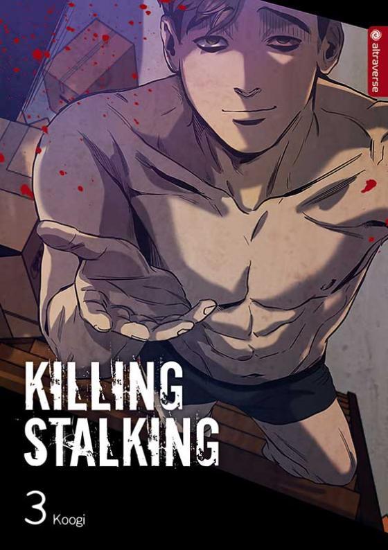 Cover-Bild Killing Stalking 03