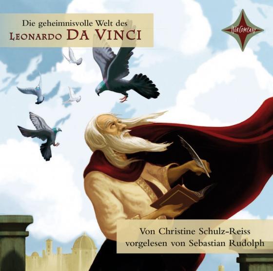 Cover-Bild KINDER ENTDECKEN BERÜHMTE LEUTE: Die geheimnisvolle Welt des Leonardo da Vinci