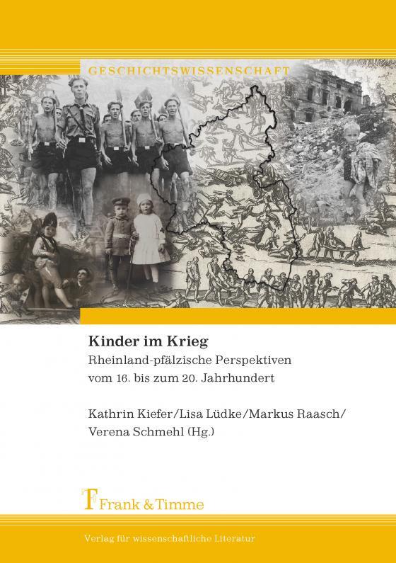 Cover-Bild Kinder im Krieg