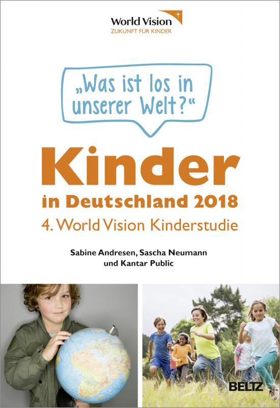 Cover-Bild Kinder in Deutschland 2018