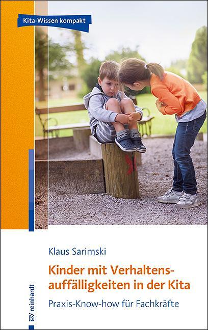 Cover-Bild Kinder mit Verhaltensauffälligkeiten in der Kita