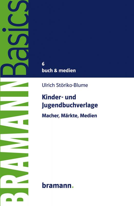 Cover-Bild Kinder- und Jugendbuchverlage