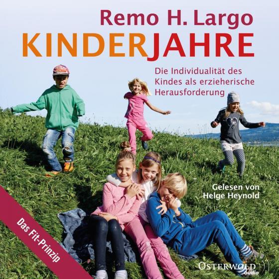 Cover-Bild Kinderjahre