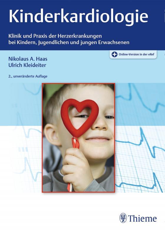 Cover-Bild Kinderkardiologie