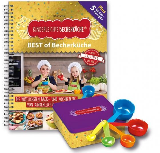 Cover-Bild Kinderleichte Becherküche - BEST of Becherküche