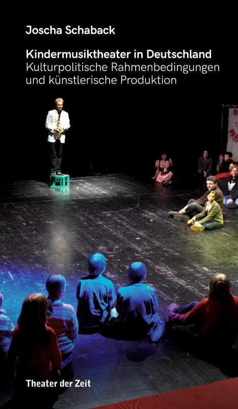 Cover-Bild Kindermusiktheater in Deutschland