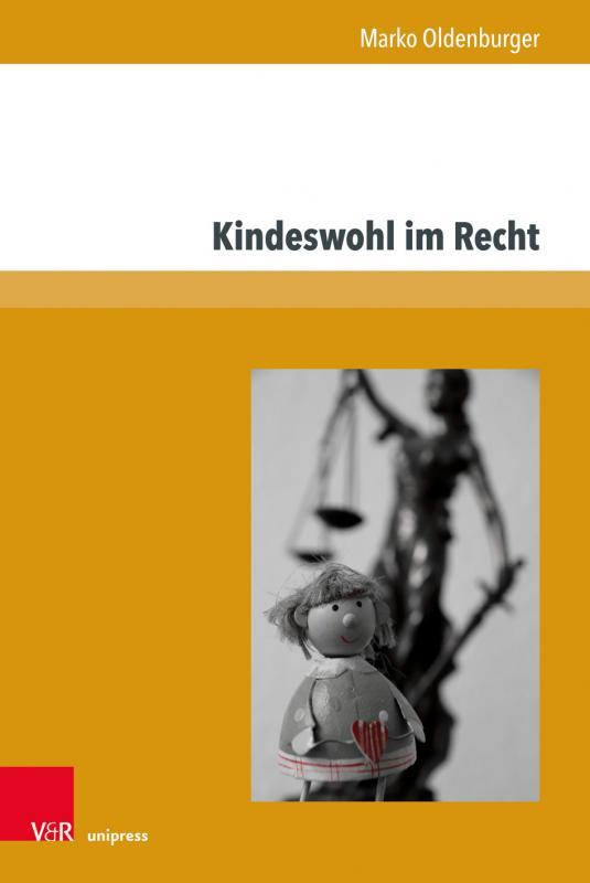 Cover-Bild Kindeswohl im Recht