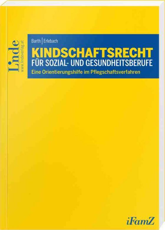 Cover-Bild Kindschaftsrecht für Sozial- und Gesundheitsberufe