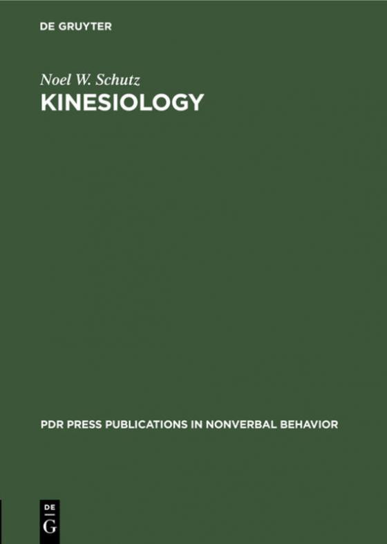 Cover-Bild Kinesiology