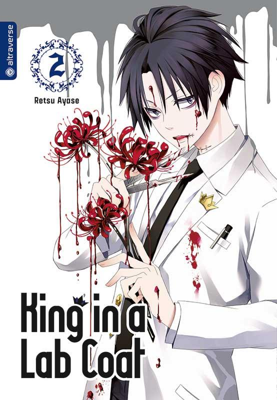Cover-Bild King in a Lab Coat 02