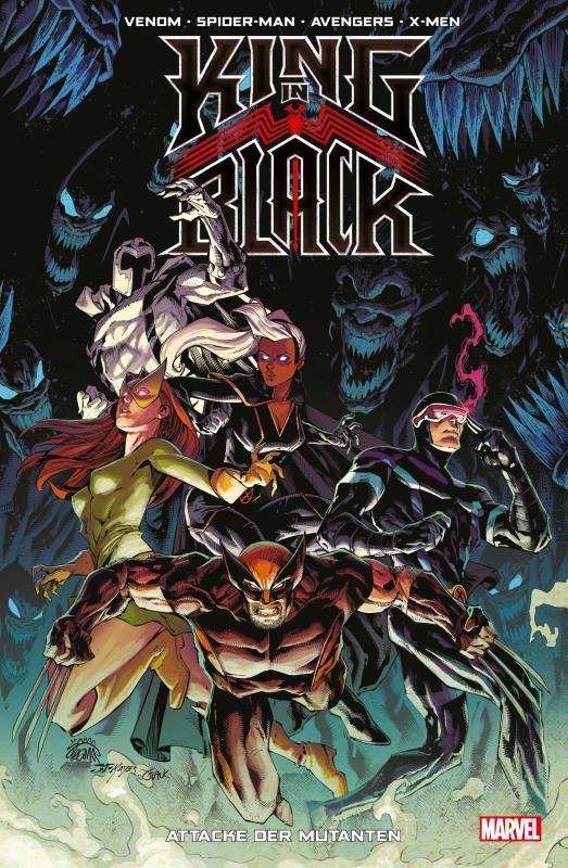 Cover-Bild King in Black