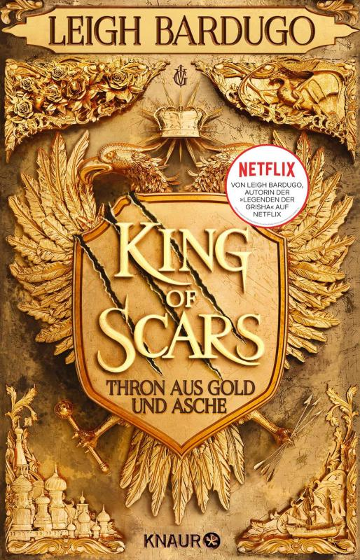Cover-Bild King of Scars