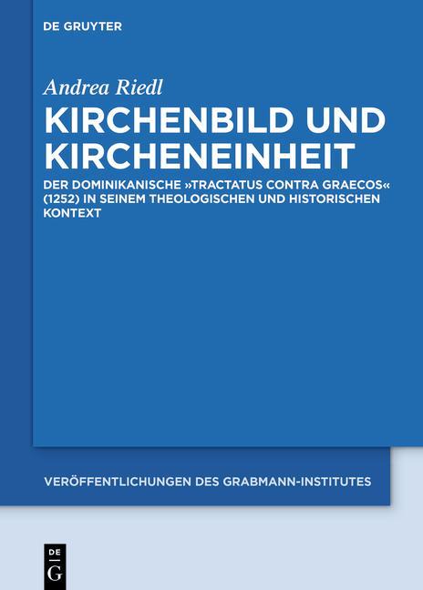 Cover-Bild Kirchenbild und Kircheneinheit