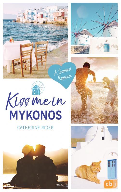 Cover-Bild Kiss me in Mykonos