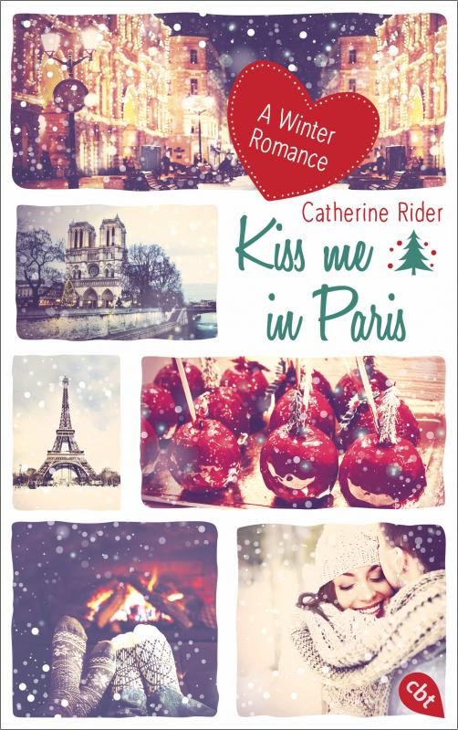 Cover-Bild Kiss me in Paris