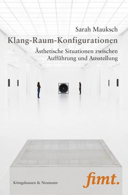 Cover-Bild Klang-Raum-Konfigurationen