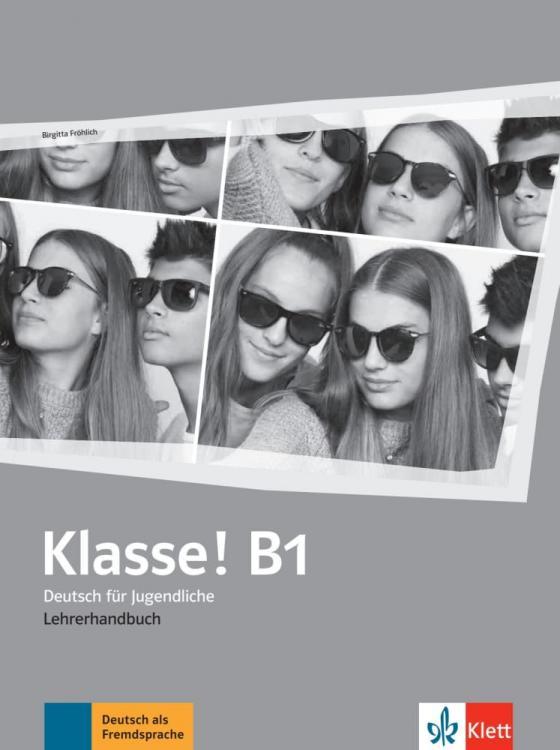 Cover-Bild Klasse! B1