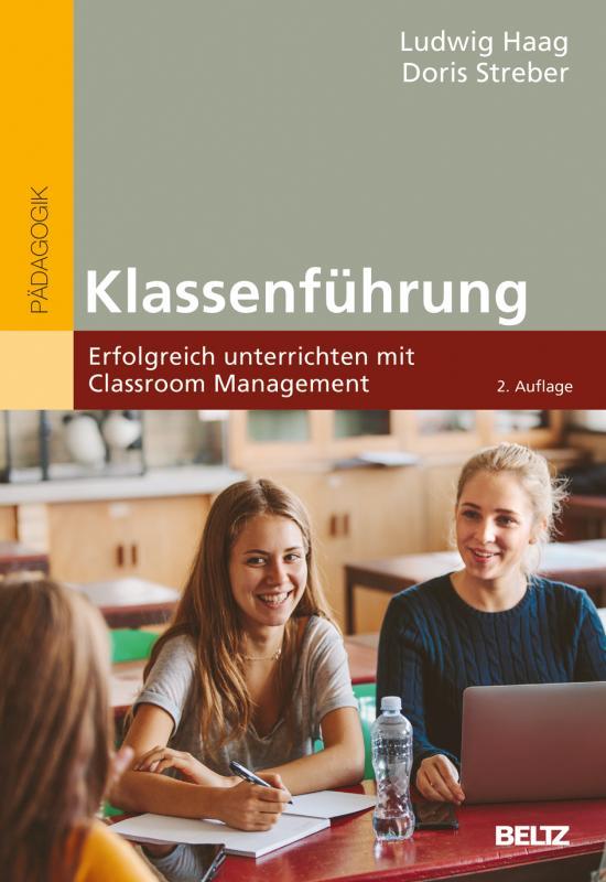 Cover-Bild Klassenführung