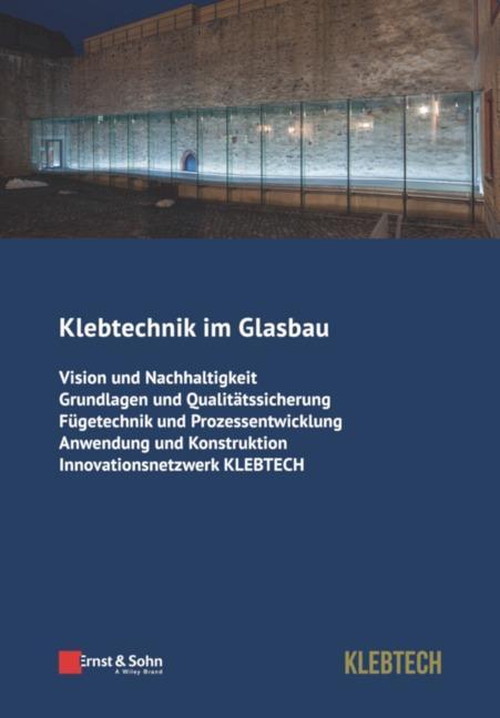 Cover-Bild Klebtechnik im Glasbau