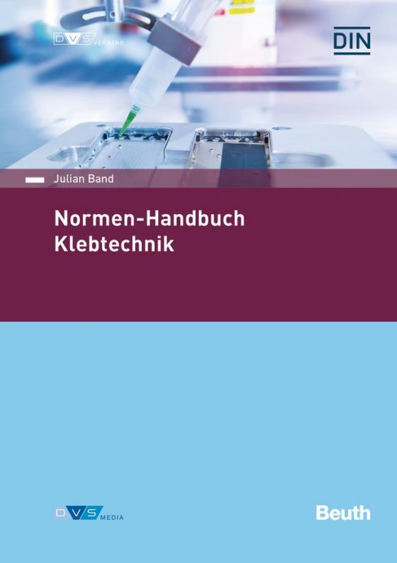 Cover-Bild Klebtechnik