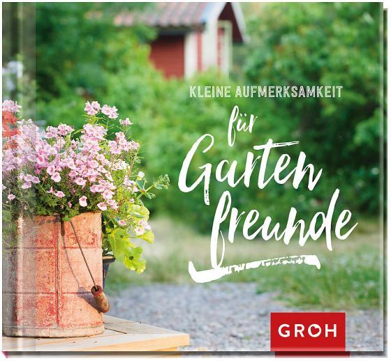 Cover-Bild Kleine Aufmerksamkeit für Gartenfreunde