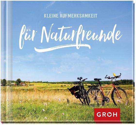 Cover-Bild Kleine Aufmerksamkeit für Naturfreunde