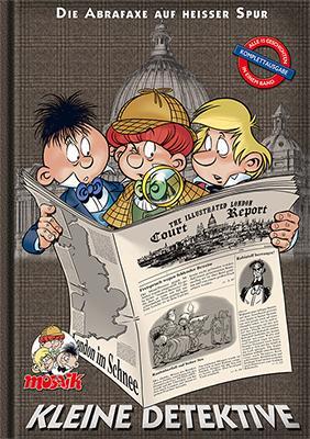 Cover-Bild Kleine Detektive