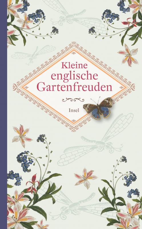 Cover-Bild Kleine englische Gartenfreuden