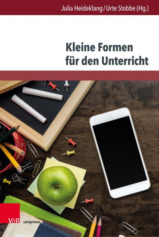 Cover-Bild Kleine Formen für den Unterricht