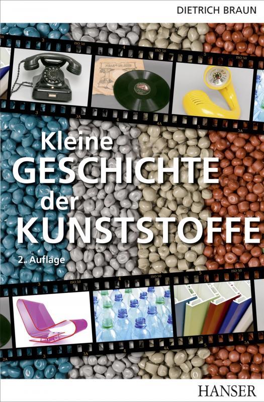 Cover-Bild Kleine Geschichte der Kunststoffe