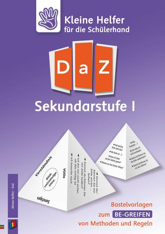 Cover-Bild Kleine Helfer für die Schülerhand - DaZ Sekundarstufe I