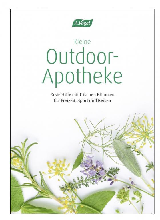 Cover-Bild Kleine Outdoor-Apotheke