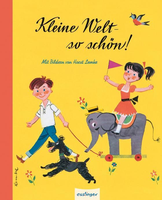 Cover-Bild Kleine Welt – so schön!
