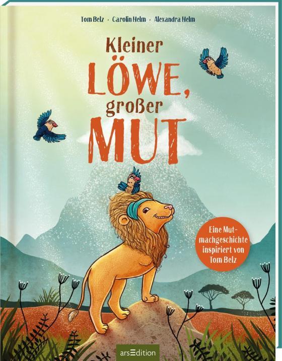 Cover-Bild Kleiner Löwe, großer Mut