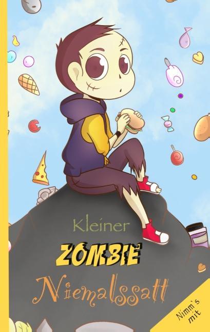 Cover-Bild Kleiner Zombie Niemalssatt