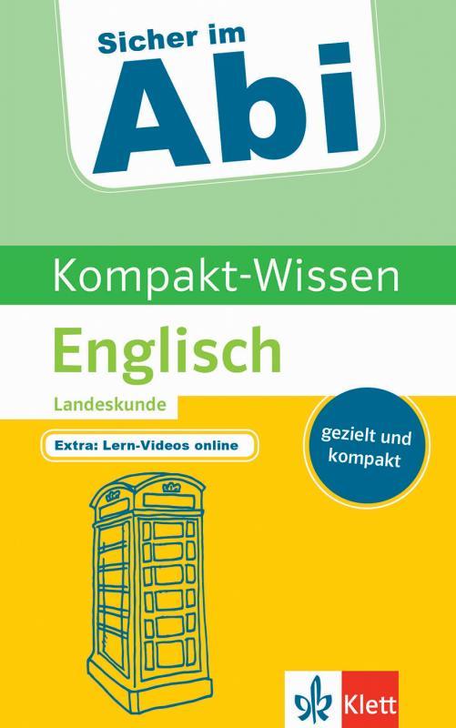 Cover-Bild Klett Kompakt-Wissen Englisch Landeskunde